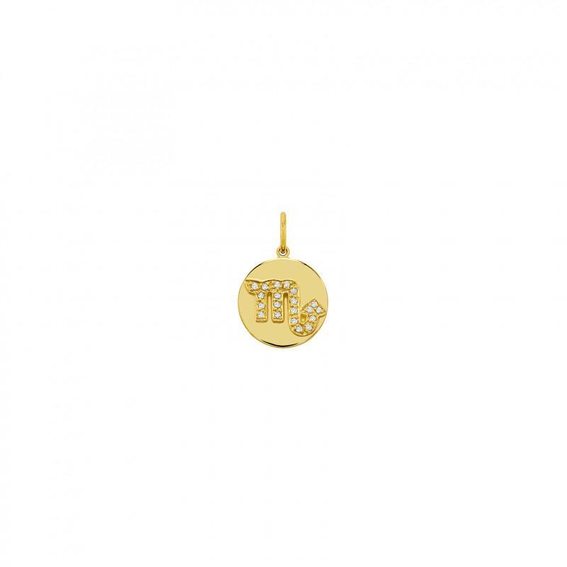 Medalha Signo Escorpião
