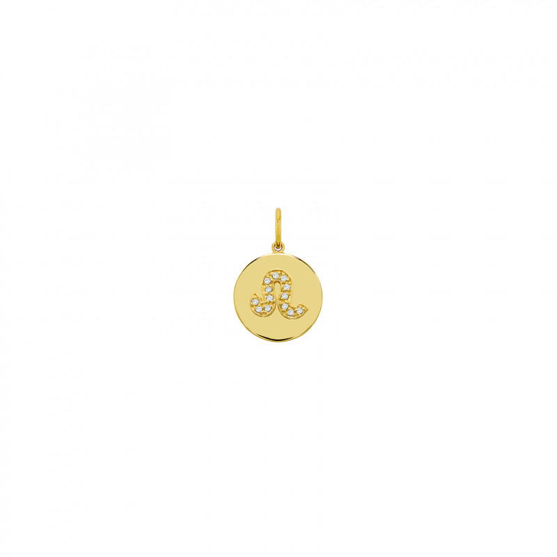 Medalha Signo Leão