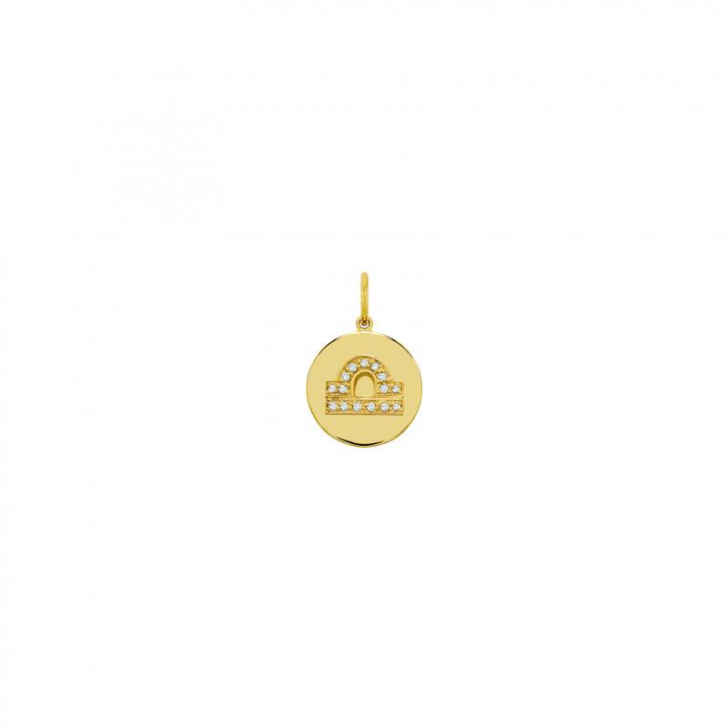 Medalha Signo Libra
