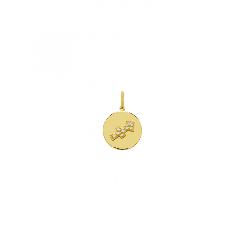 Medalha Signo Sagitário